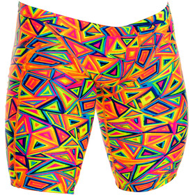 Funky Trunks Jammer Bathing Trunk Men colourful
